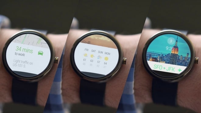 Relógios Inteligentes Android Wear - HQSC 3