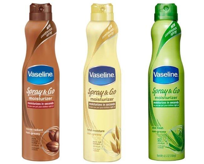 Hidratante em spray aerosol - HQSC