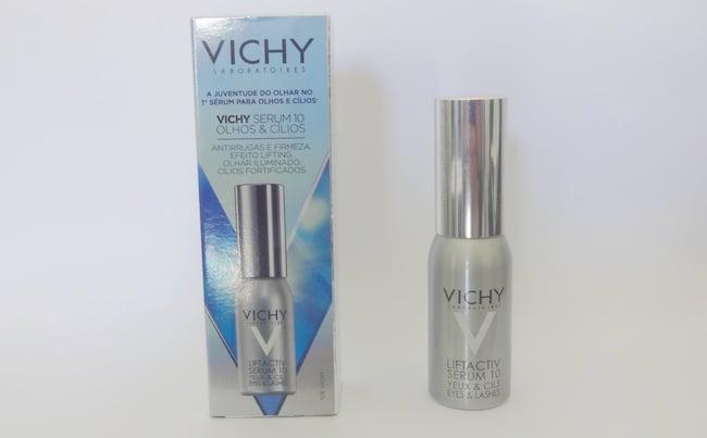 Liftactiv serum 10 eyes & lashes da Vichy - HQSC 1