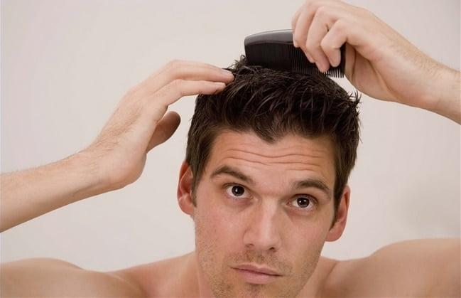 Relaxamento cabelo masculino - HQSC 1 2