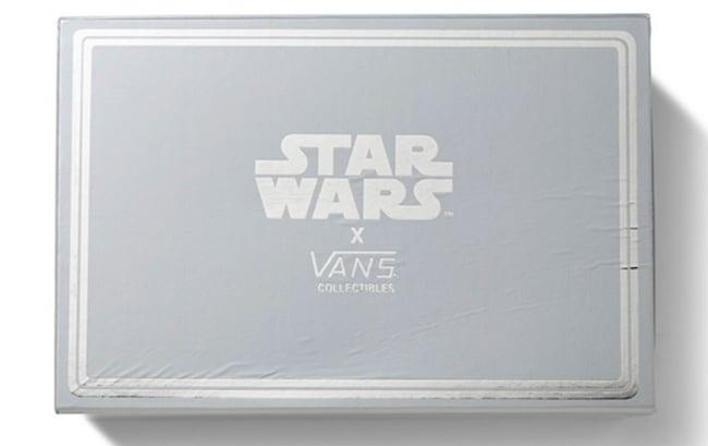 Vans e Star Wars - HQSC