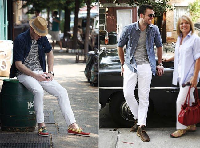 Como usar calça branca HQSC 3