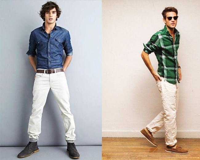 Como usar calça branca HQSC 4