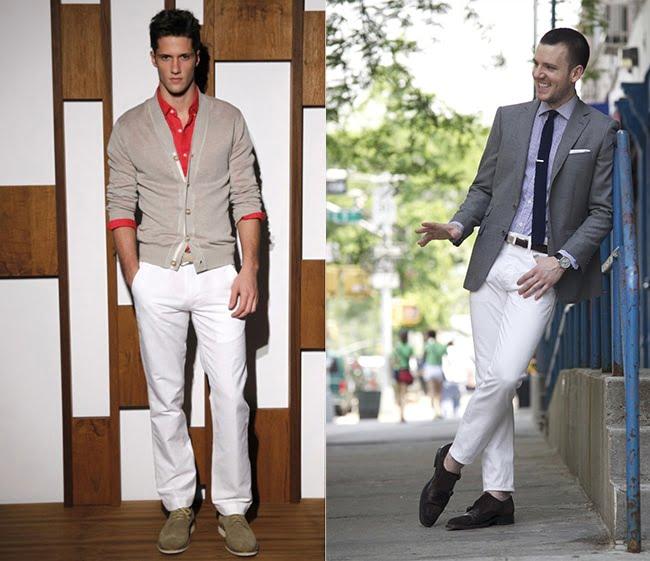 Como usar calça branca HQSC 6