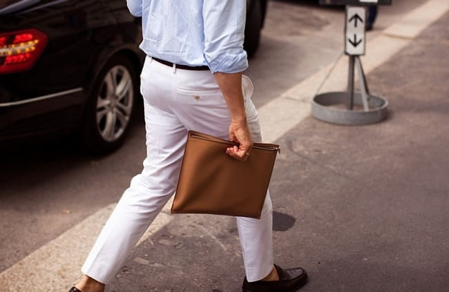 Como usar calça branca HQSC