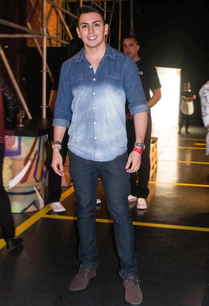 Estilo HQSC All Jeans Juan Alves