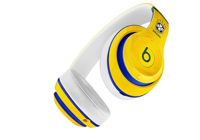 Headphone da Seleção Brasileira HQSC 3