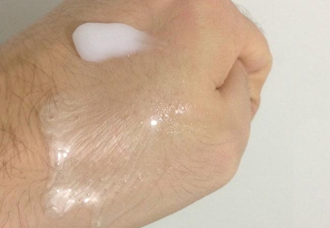 Shampoo e condiconador Silk Moisture Senscience Textura HQSC