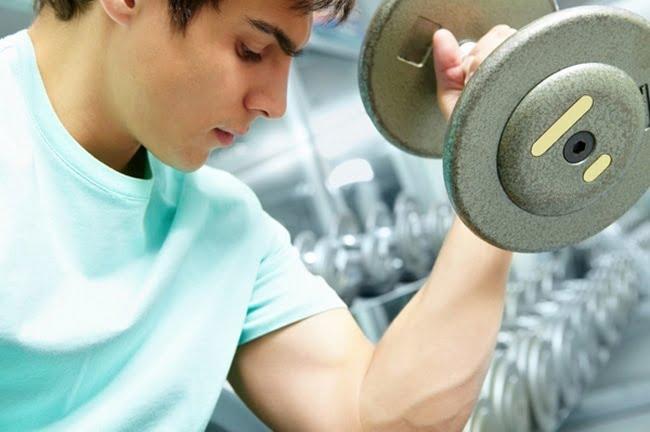 Testosterona e o Aumento de Massa Muscular HQSC 1
