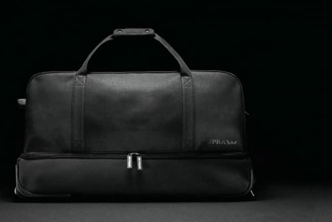 Tipos de bolsa masculina - De mão HQSC