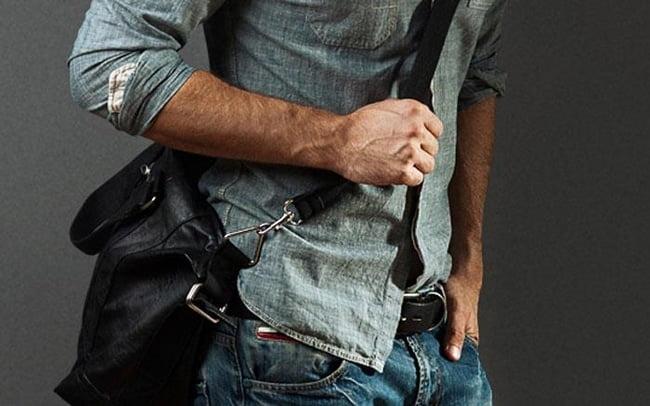 Tipos de bolsa masculina  HQSC 1