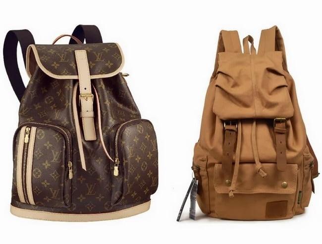 Tipos de bolsa masculina - Mochila HQSC 3