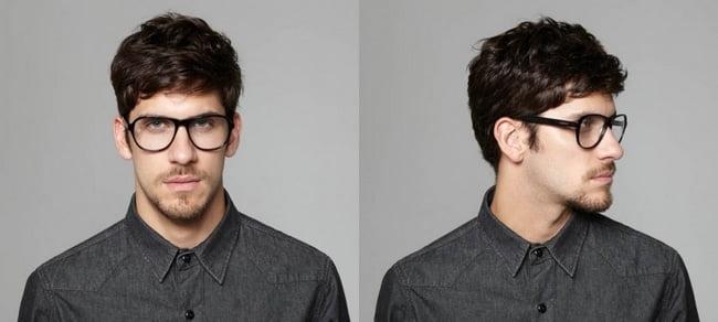 Óculos de Grau Masculino e Estilosos HQSC 1