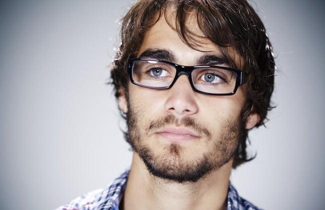 Óculos de Grau Masculino e Estilosos HQSC 3
