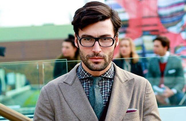 Óculos de Grau Masculino e Estilosos HQSC 4