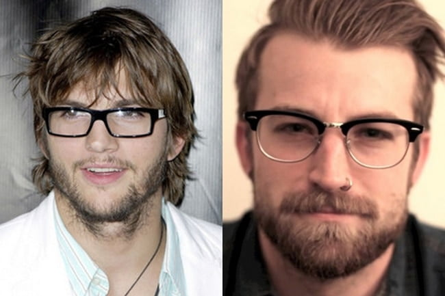Óculos de Grau Masculino e Estilosos HQSC 5
