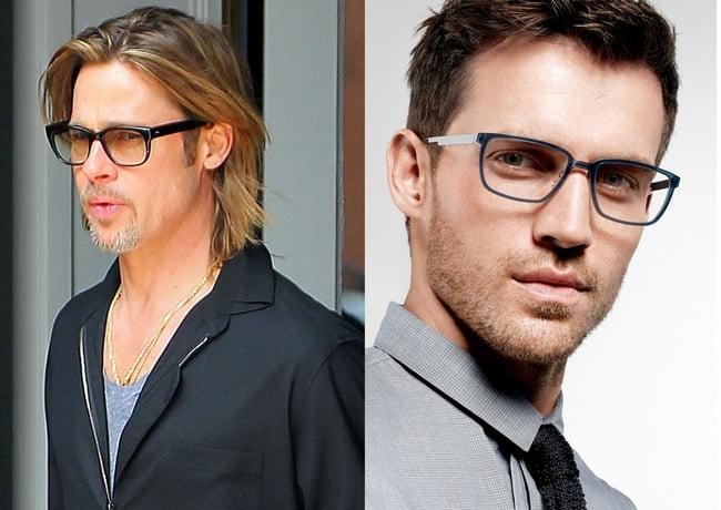 Óculos de Grau Masculino e Estilosos HQSC 6