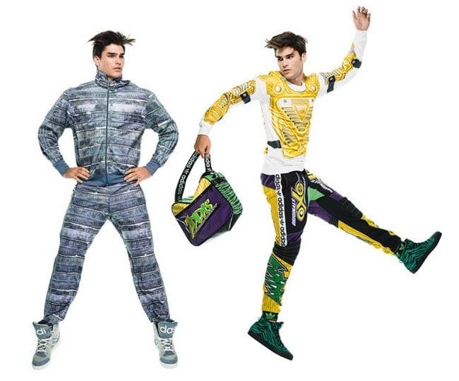 Adidas Originals por Jeremy Scott Out Inv 2014 HQSC 1
