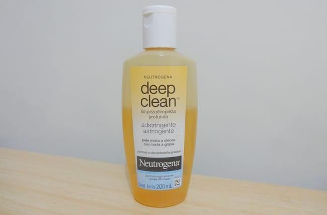 Adstringente Deep Clean Neutrogena HQSC 1
