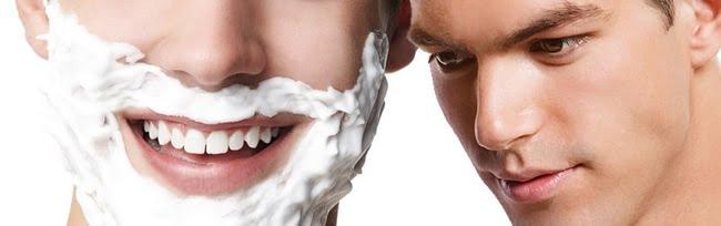 Diferença entre espuma e gel de barbear HQSC 1