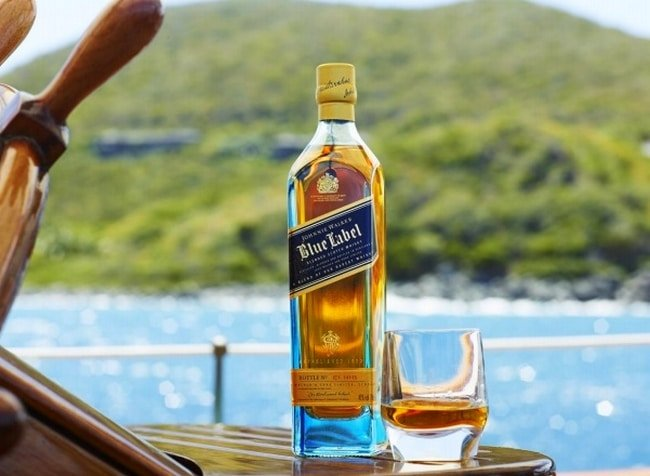 Johnnie Walker Blue  apresenta  The Gentlemen's Wager HQSC