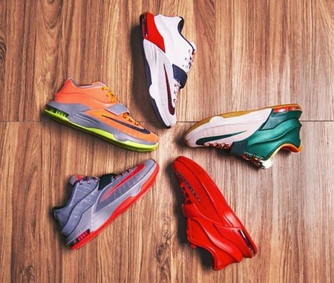 Nike KD7 HQSC 1