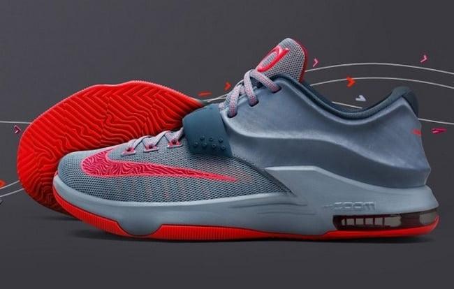 Nike KD7 HQSC 4