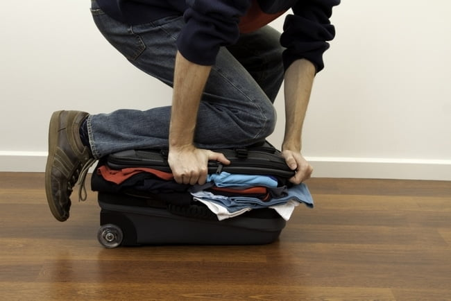 Como arrumar a mala para viagem HQSC