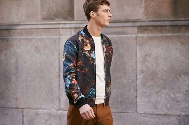 Look Floral Masculino - HQSC 1