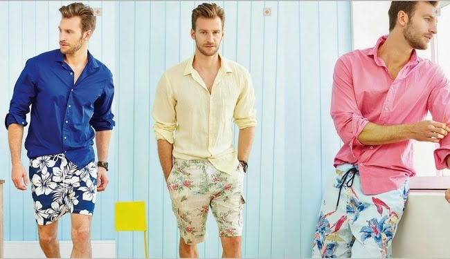 Look Floral Masculino - HQSC 4