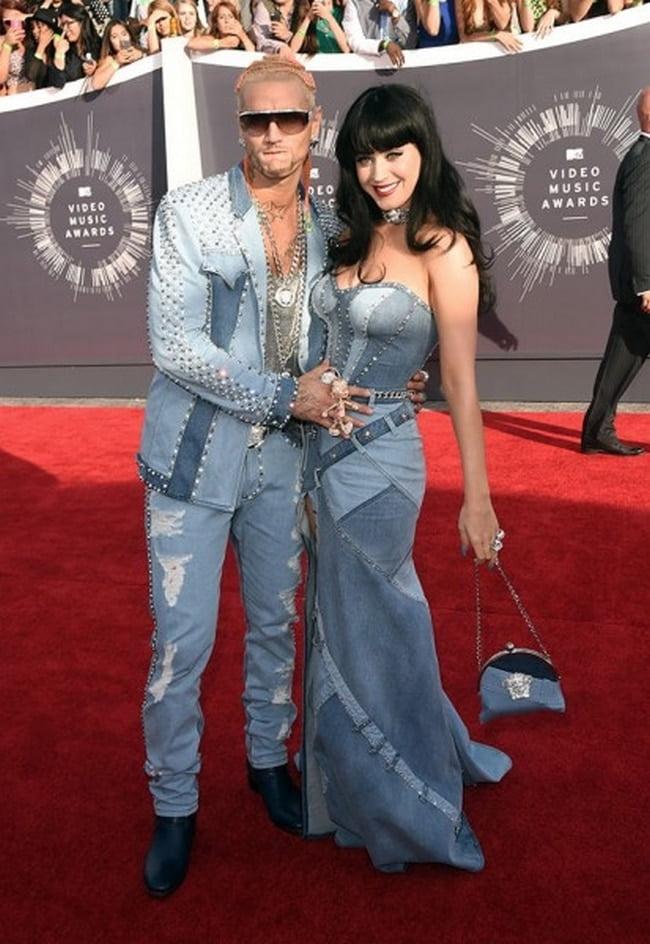 Looks Masculinos do VMA 2014