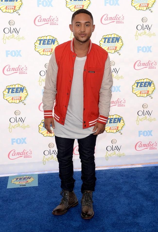 Looks masculinos teen choice 2014 Tahj Mowry HQSC