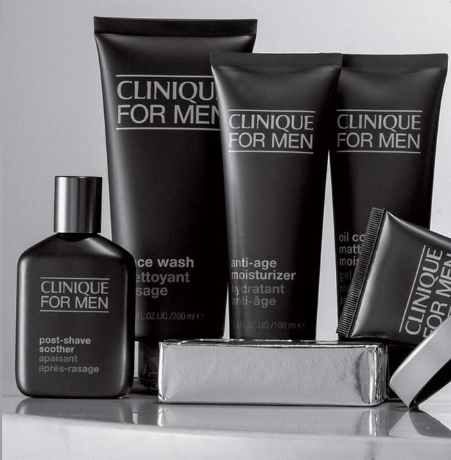 Nova linha Clinique For Men