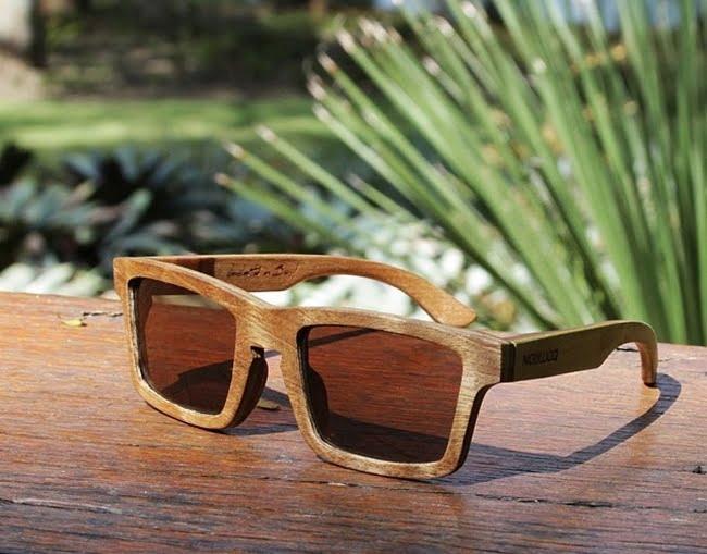 Peça desejo da semana Óculos de madeira Notiluca HQSC 1