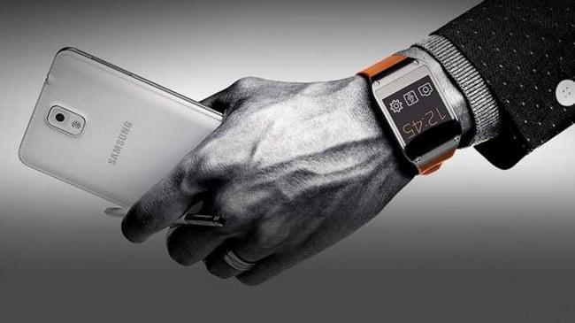 Samsung Gear S Lançamentos smartwatches HQSC 22