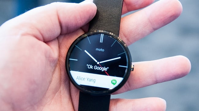 Smartwatch Moto 360 - HQSC 1
