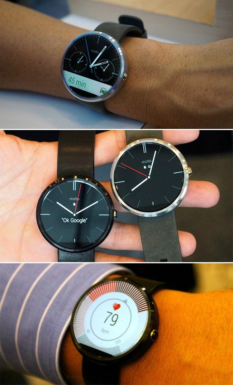 Smartwatch Moto 360 - HQSC 2