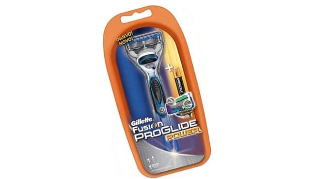 Como fazer o Barbear Perfeito Aparelho de barbear Gillette Fusion ProGlide HQSC 1 1