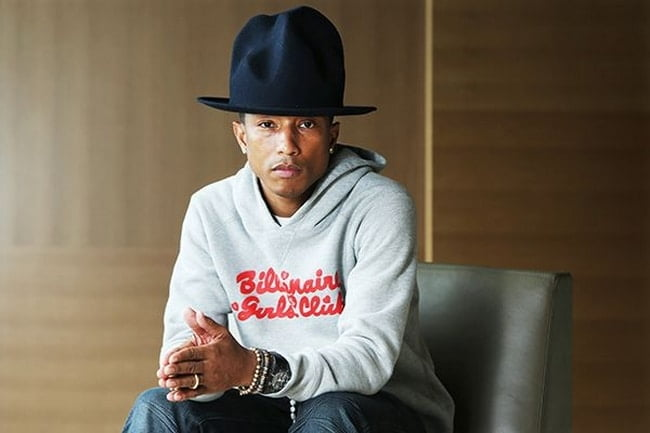 O Estilo de Pharrell Williams HQSC 1