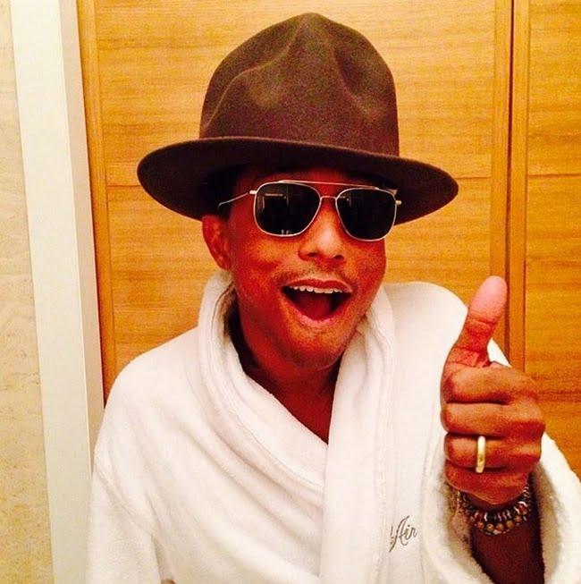 O Estilo de Pharrell Williams HQSC 3