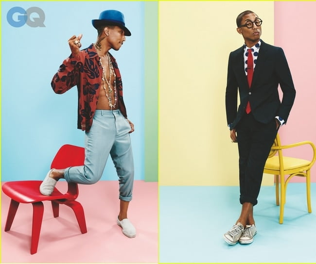O Estilo de Pharrell Williams HQSC 6