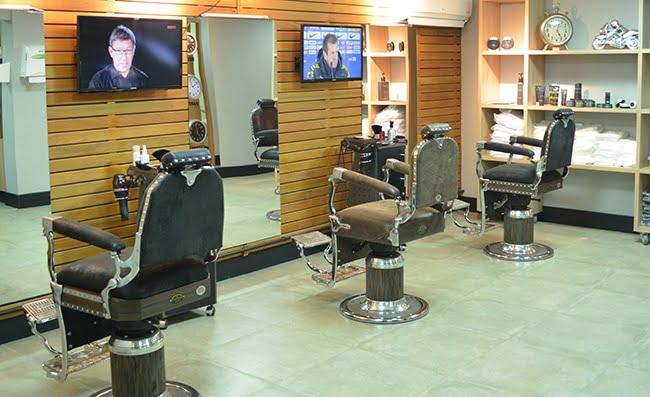 Barbearia Garagem HQSC 1 1 2