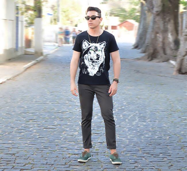 Estilo HQSC Wolf Juan Alves 2