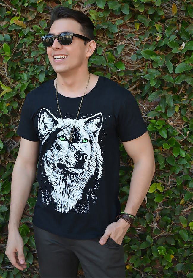 Estilo HQSC Wolf Juan Alves 4