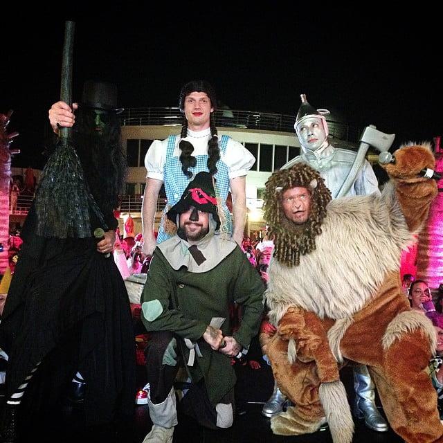 Halloween Backstreet Boys HQSC