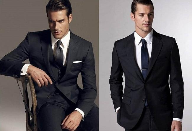 O que vestir em festas com traje social homem HQSC 1