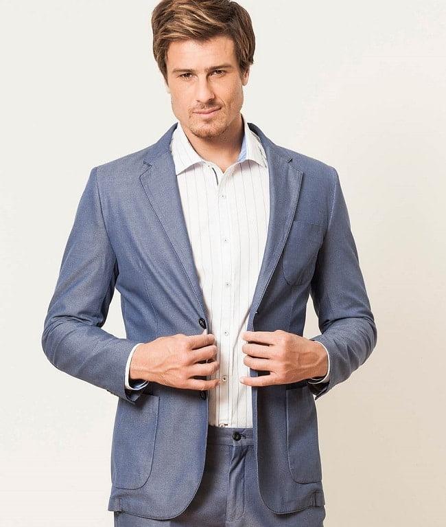 O que vestir em festas com traje social homem HQSC 3