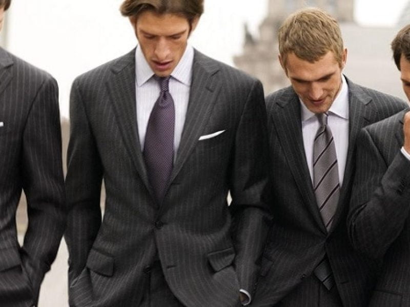 13575bd1f6 Traje Social Masculino  Como Se Vestir  - Homens que se Cuidam