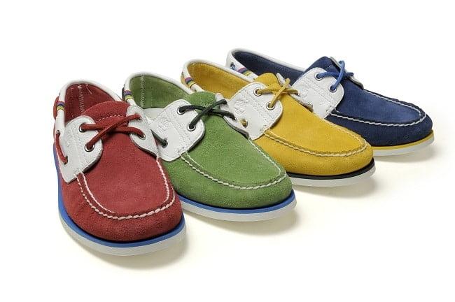 Sapatos Coloridos Masculinos para o Verão 2014-2015 HQSC 3