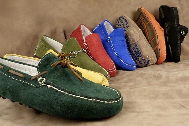 Sapatos Coloridos Masculinos para o Verão 2014-2015 HQSC 7